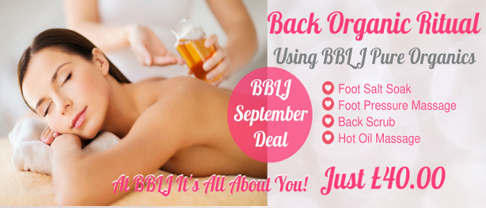 BBLJ September Deal Pure Organics by bblj - Organic Ritual