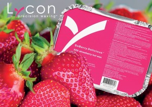 Lycon Strawberry body waxing beauty salon Tutbury near Burton on Trent