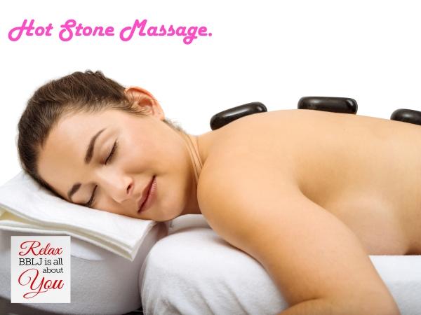 Hot Stone Massage at BBLJ Tutbury,Staffs