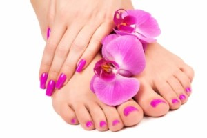 Beauty Salon Tutbury July Pedicure Special Offer